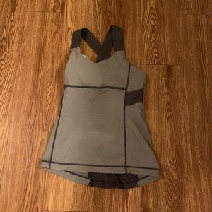 Lululemon tank top shirt size 4 small